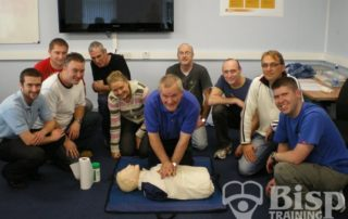 CPR first aid Northern Ireland