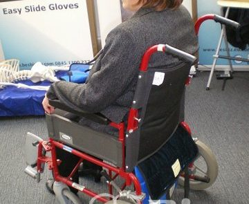 Wheelchair safety training Belfast