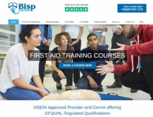 New Website for Bisp Training